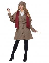Costume detective donna