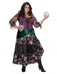 Costume veggente taglie grandi donna