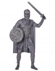 Costume uomo pietrificato adulto
