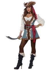 Costume pirata donna completo