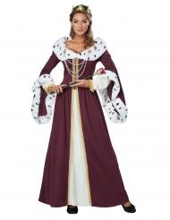 Costume regina delle fiabe donna