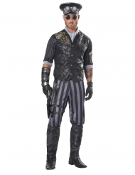 Costume capitano steampunk uomo