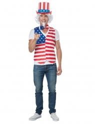 Costume patriota Americano uomo