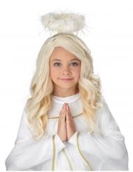 Parrucca angelo bambina