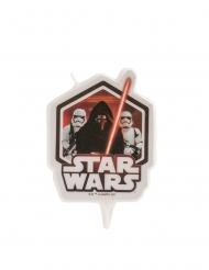 Candelina di compleanno Star Wars™ 8cm