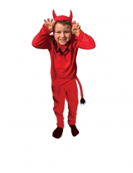 Costume diavolo classico bambino