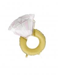 Palloncino anello di fidanzamento