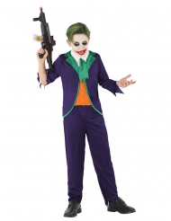 Costume clown folle bambino