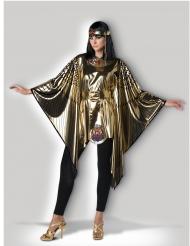Costume Cleopatra donna con poncho