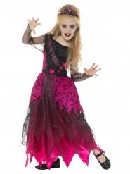 Costume reginetta del ballo gotico bambina