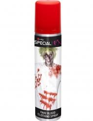 12 Spray sangue finto per tessuto