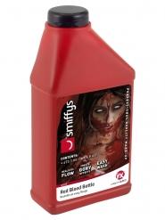 Bottiglia sangue finto rosso 473 ml