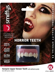 Dentiera deluxe da vampiro adulto