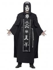 Costume sacerdote dei rituali oscuri per adulto