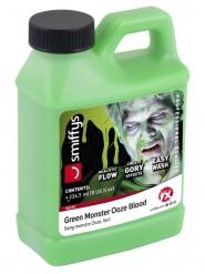 Bottiglia di sangue verde 236,5 ml