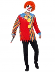 Costume kit da clown horror adulto