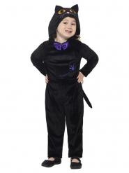 Costume da gatto nero per bambino