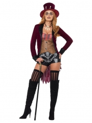 Costume voodoo sexy per donna