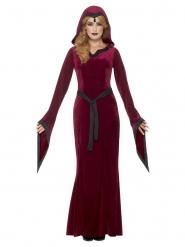 Costume vampiro medievale donna
