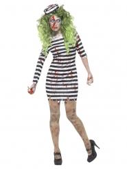 Costume prigioniera zombie donna