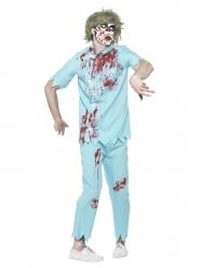 Costume dentista zombie per uomo