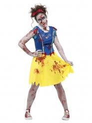 Costume zombie delle fiabe donna