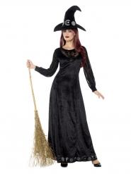 Costume da strega affascinante donna