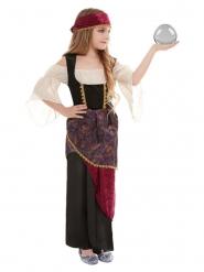 Costume zingara veggente bambina
