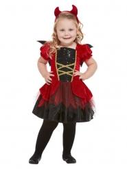 Costume piccola diavoletta bambina