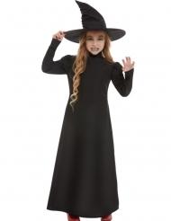Costume da strega perfida per bambina