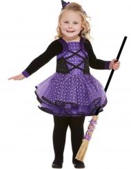 Costume dolce strega stellata bambina