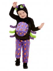 Costume ragno peluche per bambino