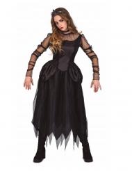 Costume da dama gotica per donna