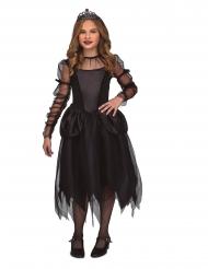 Costume da principessa gotica per bambina