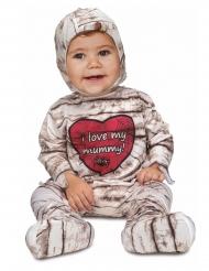 Costume mummia bebè