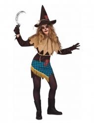 Costume spaventapasseri per donna