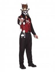 Costume da sacerdote vudu per uomo