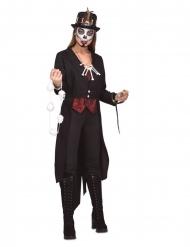 Costume da strega vudu per donna