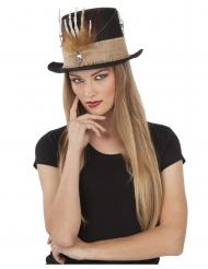 Cappello mano di scheletro adulto 59 cm