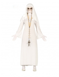 Costume suora fantasma donna