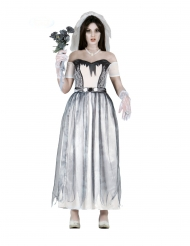 Costume fantasma della sposa per donna