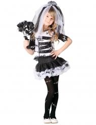 Costume da sposa delle tenebre bambina