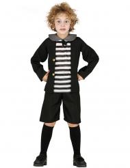 Costume da scolaro fantasma per bambino