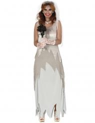 Costume giovane sposa fantasma per donna