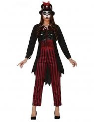 Costume strega vudù donna