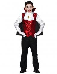 Costume conte vampiro bambino