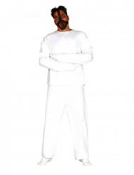 Costume paziente ospedale psichiatrico uomo