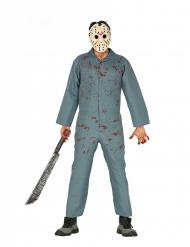 Costume da assassino psicopatico uomo