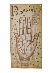 Cartello lettura della mano 160 x 75 cm