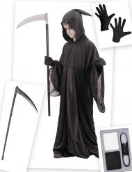 Set costume e accessori Mietitore bambino